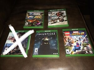 Xbox One Games For Sale or Trade For PS4 Game