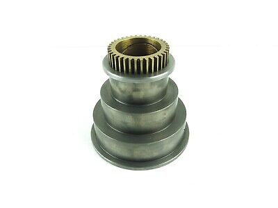 South Bend Heavy 10 Lathe Headstock 3 Step Flat Pulley Cone Gear 2