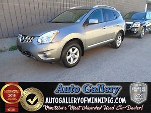 2013 Nissan Rogue S AWD *Roof