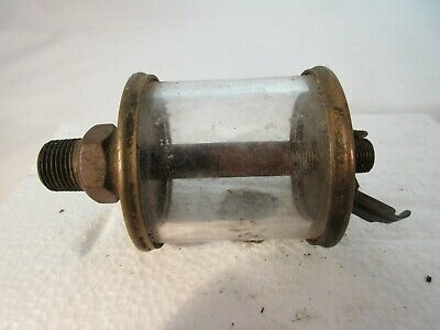 Penberthy No. 2 Brass Oiler For Hit Miss Gas Or Steam Engine
