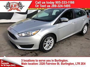 2016 Ford Focus SE, Automatic, Heated Seats, 26,000km