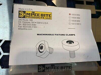 Mitee Bite Fixture Clamps 10504 Mb4