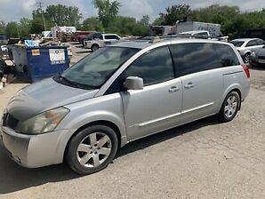 2004 Nissan Quest Must Go ASAP