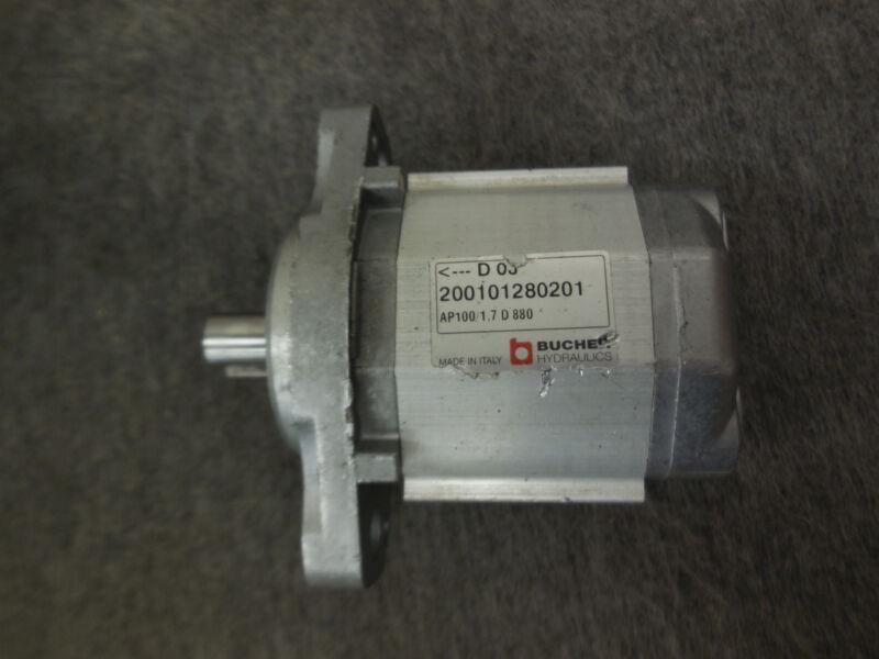 BUCHER HYDRAULICS GEAR PUMP 200101280201