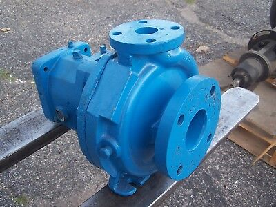 Griswold 3 X 1.5 Centrifugal Pump Stainless Carbon
