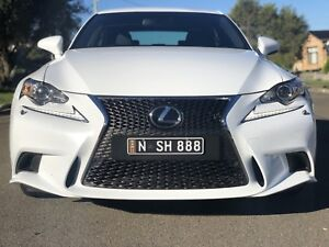 2016 Lexus IS 350 For Sale Arncliffe Rockdale Area Preview