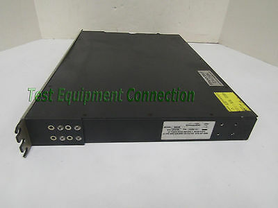 Symmetricom 6502 Rf Gps Distribution Amplifier As Is