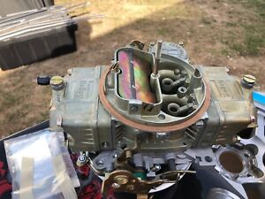 Holley carb 19170093