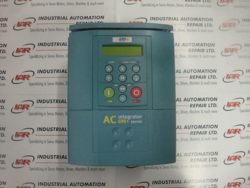 SSD DRIVES AC INTEGRATOR 690+ SERIES 690PB/0015/400/3/0/0021/US/0/0/0/0/0