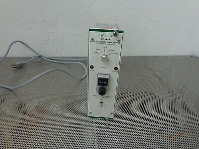 Tennelec Tc 940a High Voltage Power Supply Module
