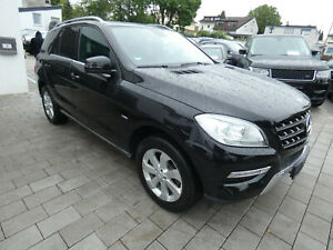 Mercedes-Benz ML 250 CDI BlueTEC EURO6 Leder 204PS NAVI