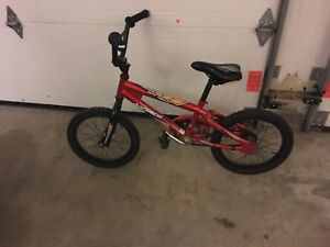 "Boy's 14""  Norco bike for sale"