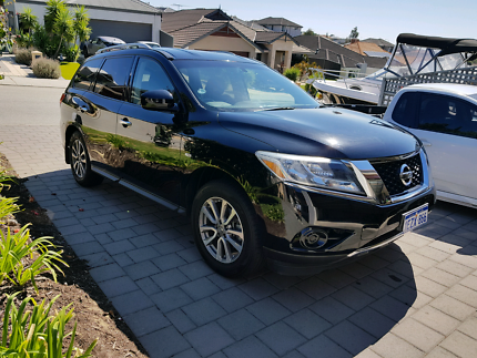 Nissan pathfinder perth