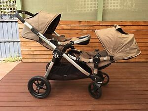Baby Jogger City Select Double Pram Belmont Geelong City Preview