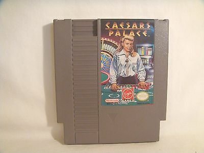 Caesars Palace  Nintendo Entertainment System  2011   Game Only