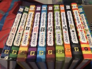 Diary of a Wimpy Kid, complete set