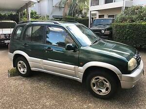 2004 Suzuki Grand Vitara Wagon Ascot Brisbane North East Preview
