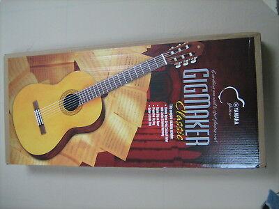 Usado, GUITAR ACOUSTIC YAMAHA C80 musical instruments NEW C 80 FREE CASE + TUNER CGT1 comprar usado  Enviando para Brazil