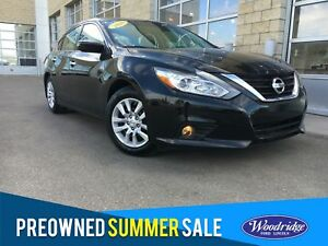 2018 Nissan Altima 2.5 S No accidents, intelligent emergency...