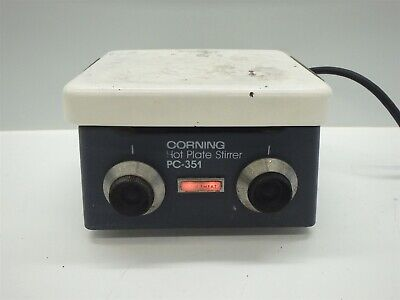 Corning Pc-351 Magnetic Hot Plate Stirrer