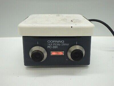 Corning Pc-351 Magnetic Hot Plate Stirrer