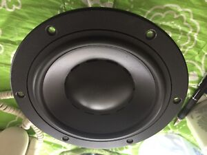 One pair of Dynaudio Esotec 17WLQ