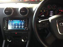 Audi A3 s3 car DVD GPS head unit free reverse camera Penshurst Hurstville Area Preview