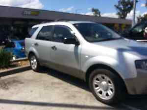 04 ford territory Bidwill Blacktown Area Preview