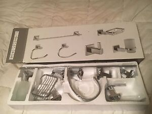 Bathroom accessory pack Mount Annan Camden Area Preview