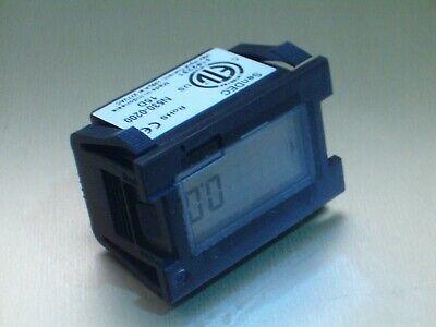 SENDEC Universal Hour Meter 5v 12v 24v 36v Zero Turn Lawn Mowers Generator etc.