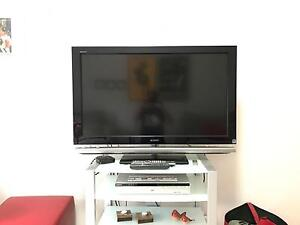 SONY LED LCD TV, DVD/HDD combo, Apple TV + Stand package Adelaide CBD Adelaide City Preview