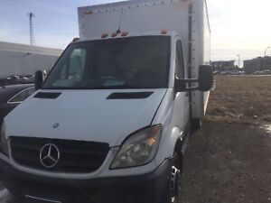 Mercedes sprinter 2010 need engine no engine