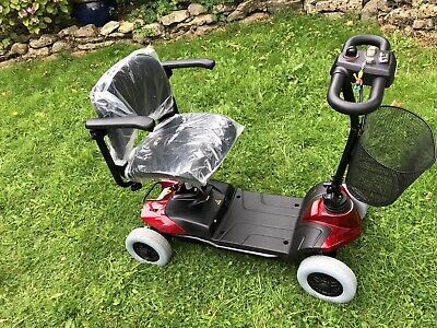 Strider Mobility Scooter (collapsible lightweight) Collection from Bridgend