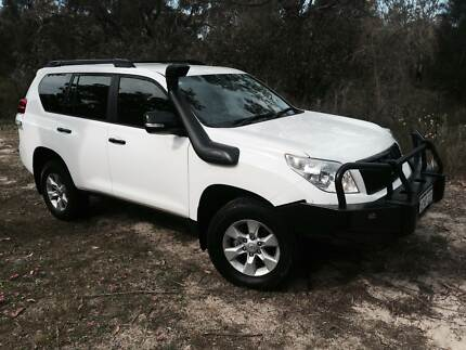 2012 Toyota LandCruiser Wagon Mount Hawthorn Vincent Area Preview