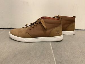 Timberland suede casual shoes