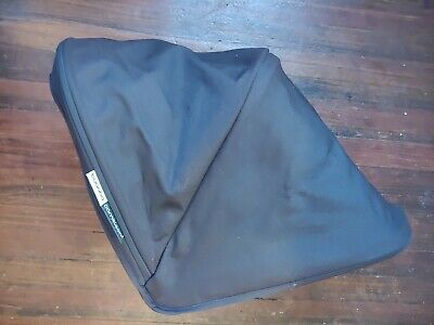 Bugaboo Cameleon 3 Black Extendable Canvas Canopy - Pre-Owned