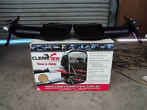CLEAR VIEW TOWING MIRRORS - CHALLENGER/TRITION Kyneton Macedon Ranges Preview