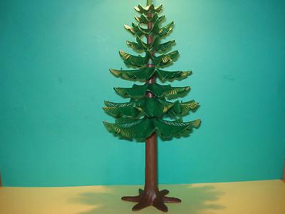 PLAYMOBIL GRAN PINO DE 30 CM, ARBOL, ABETO, TREE, ARBRE ¡ESTADO NUEVO!