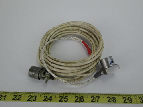 Bell & Howell Linear Accelerometer 09384 4-202-0001 ±50G 5V SKU G