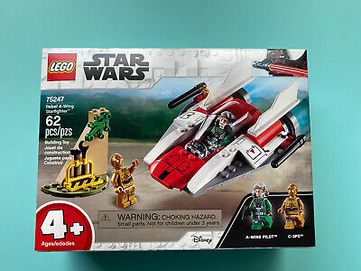 LEGO 75247 - Star Wars - REBEL A-WING STARFIGHTER - new