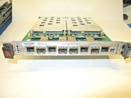 IXIA LM1000STXS4-256 4-PORT GIGABIT ETHERNET LOAD MODULE
