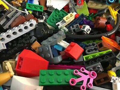 LEGOS BUY 2 get 1 FREE by Pound Bulk Lego Star Wars City Bricks parts pieces