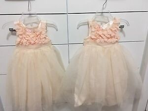 Flower Girl/Party Dresses by Biscotti NWT