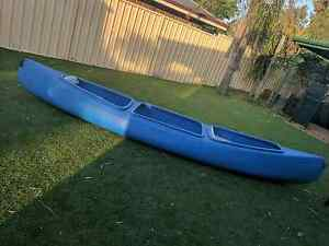 Bushranger 3 Seat Canoe Canning Vale Canning Area Preview