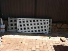 Lattice panels various sizes Winston Hills Parramatta Area Preview
