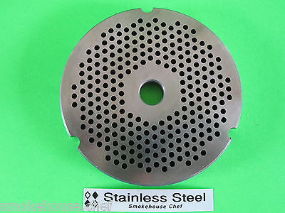 32 X 18 3 Mm Stainless Meat Grinder Biro Hobart Plate Disc