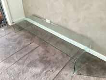 Modern tempered glass coffee table Mount Barker Mount Barker Area Preview