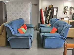 DELIVERY TODAY COMFORTABLE 2 RECLINERS 3X1x1 sofa set QUICK SALE Belmont Belmont Area Preview
