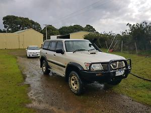 Nissan gu 3l turbo diesel Somerset Waratah Area Preview