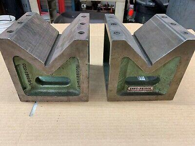 Taft Peirce V Blocks